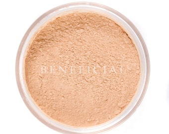 Mineral Makeup Foundation - FAIRLY LIGHT 20g