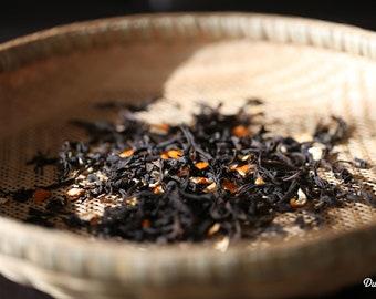 Oolong Loose Tea - Orange Peel Gold Phoenix Loose Leaf Tea Premium Level NET 1.1 Oz. / 30 grams