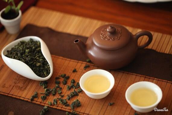 Oolong Tea - Quangzhou Milk Loose Leaf Tea Premium Level NET 1.1 Oz/ 30 grams