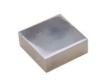 Steel Bench Block 2.5 x 2.5 x .75, 2.5 inch Metal Bench Block, 2-1/2 inch Metal Complex Metal Stamping Block - lowest price
