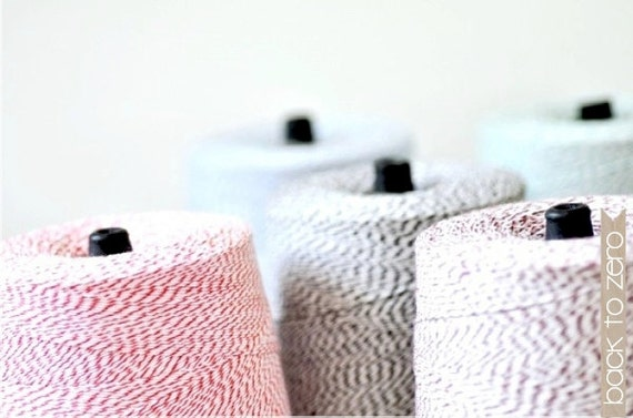 25 Yards Baker's Twine - 8 Colors Available