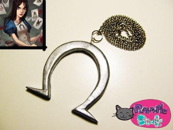 Alice's Omega - Custom listing for Lorena Marques