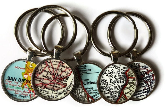Mens Key Chain With Name