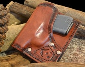 Wallet Holster for Small Auto Pistol (pistol not included)