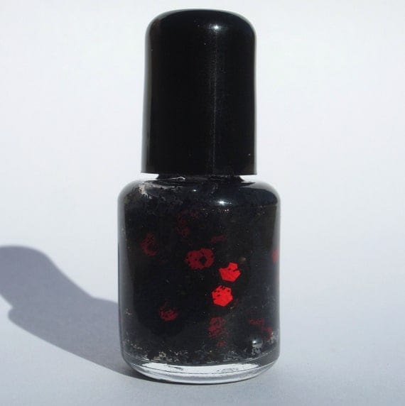 The King Beyond the Wall : Handmade Glitter Nail Polish (MINI Size) - Game of Thrones Collection
