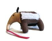 Anteater, OOAK,