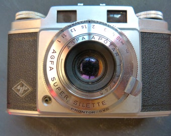 Agfa vintage camera for sale