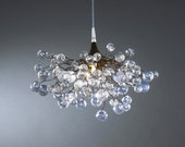 Clear bubbles Ceiling Lamp for rooms, children room, bedroom, bathroom or dinning table light.