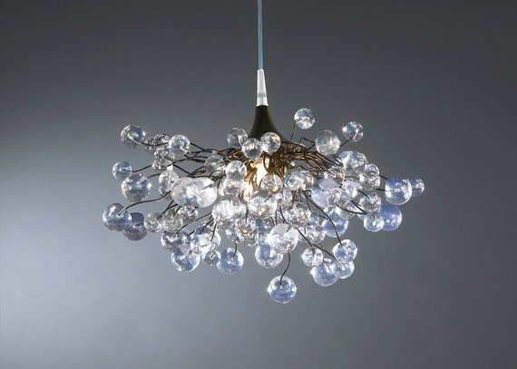 Clear Bubbles Ceiling Lamp For Rooms Children Room Bedroom