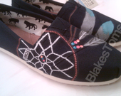 Hand Painted Dream Catcher Toms