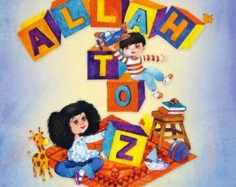 Allah to Z: An Islamic Alphabet Book