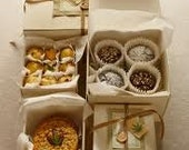 Specialty Baked Goods Gift Boxes Made to Order from Maui Hawaii lots of Love and Aloha