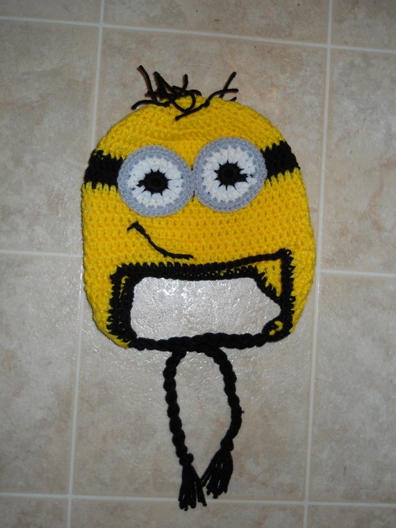 Despicable Me Inspired Hat- PATTERN