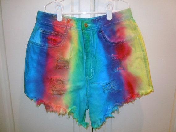 Custom Made High Waisted Jeans