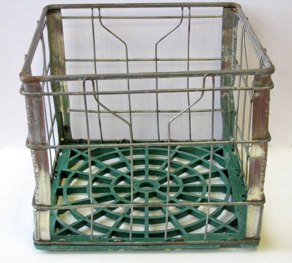 Metal milk crate ( EDARBURG )