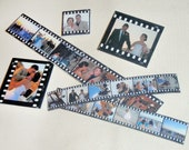 Custom Filmstrip Magnets