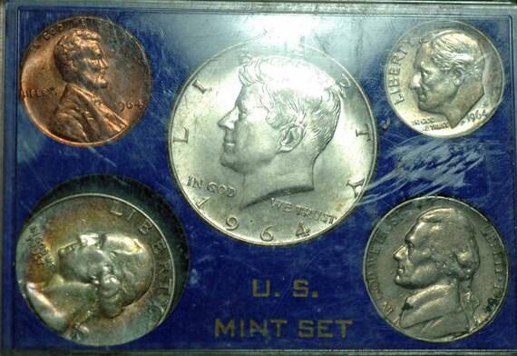 1964 Mint Set Silver