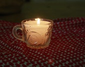 Punch Cup Candle