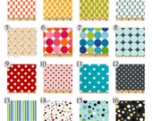 Fabric Selections - Butterfly Road