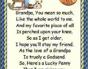 Grandpa Lucky Penny