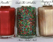 LE - Holiday Collection, Set of 3 by NNN Lacquer