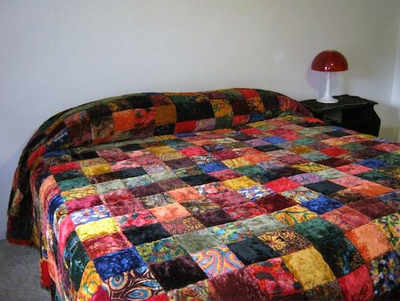 Boho King Bed