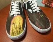The King Of Limbs Shoes