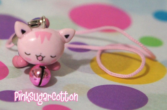 kawaii Cheshire the cat charm