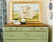 Pre-Order: Miss Mustard Seed's Milk Paint - Lucketts Green