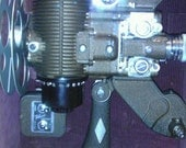 Bell and Howell Filmo Master 16mm Projector Model 57s