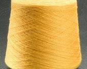 Goldenrod  Acrylic Yarn Machine Knitting 2lbs.Aprox.