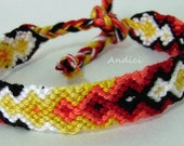Shooting Star - Friendship Bracelet - Made to order