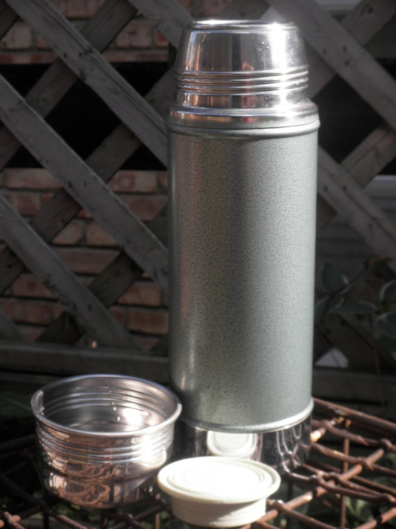 Vintage Aladdin Stanley Quart Wide Mouth Thermos