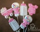 Baby Shower Cookies - 1 dozen
