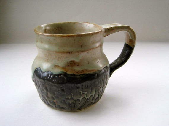 CLEARANCE: 6oz. Unique Ceramic Mug