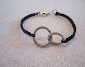 Double karma bracelet