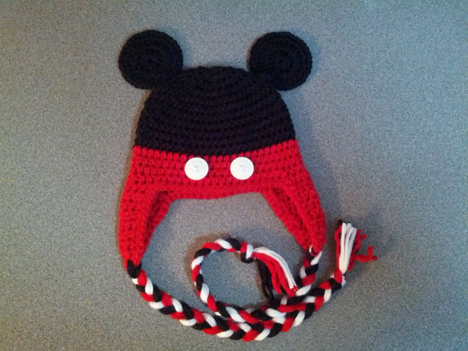 You searched for: mickey mouse baby hat! Etsy is the home to thousands of handmade, vintage, and one-of-a-kind products and gifts related to your search. No matter what you're looking for or where you are in the world, our global marketplace of sellers can help you .