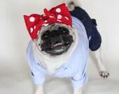"Rosie ""Pug"" Riveter Bandana"