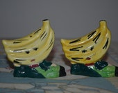 Bananas Salt and Pepper shakers
