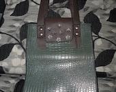 Genuine Leather Market Bag Women