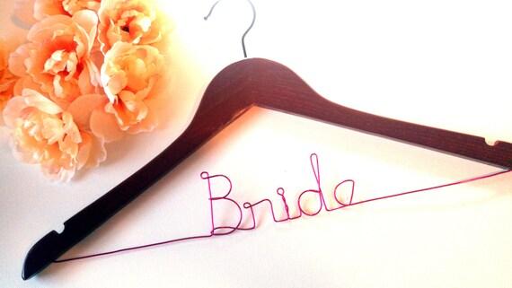 Wire Bride Hanger-Grand Opening