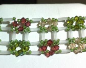 English Garden Lattice Bracelet