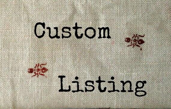 Custom Listing for freehugsforsale