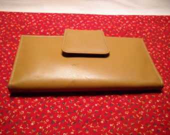 Genuine Leather Top Grain Cowhide Wallet By Buxton