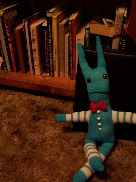 Sailor The Sock Creature