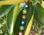Girls Daisy Chain Bracelet