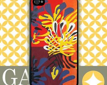 iPhone 6 Case, iPhone 6 Plus Case, iPhone 6 Edge Case, iPhone 5 Case, Galaxy S6 Case, Galaxy S5 Case, Galaxy Note 5 Case - Mimosa