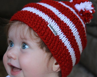 Stanford Baby Beanie for newborn to 3 months old