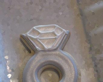Diamond Ring Sugar Cookie