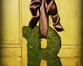 Moss Covered Monogram-Made to Order